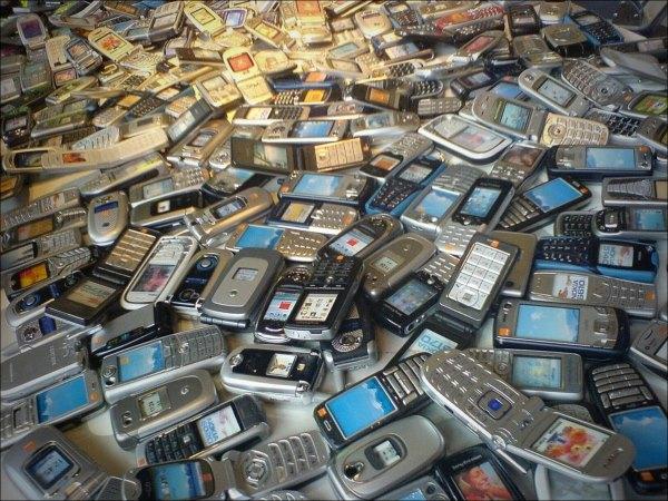 Частые проблемы с сотовыми телефонами