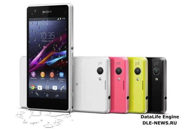 13 мая пройдет презентация Sony Xperia Z4 Compact