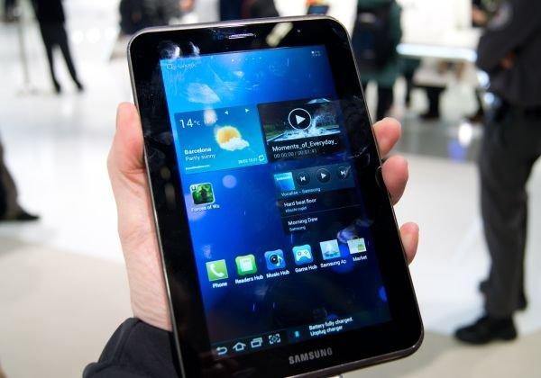Стала известна некоторая информация о новых планшетах Samsung Galaxy Tab S2