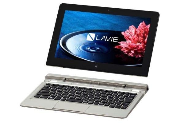 В Японии вышел планшет-трансформер NEC Hybrid Standard