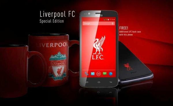 Компания Xolo анонсировала новый смартфон One Liverpool FC Limited Edition