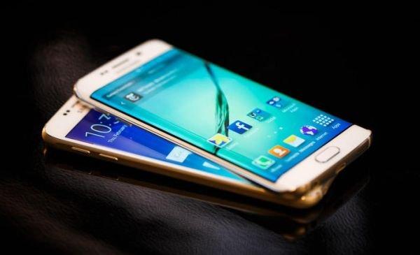 Компания Самсунг окрасила новые смартфоны Galaxy S6 и S6 Edge в оригинальные цвета