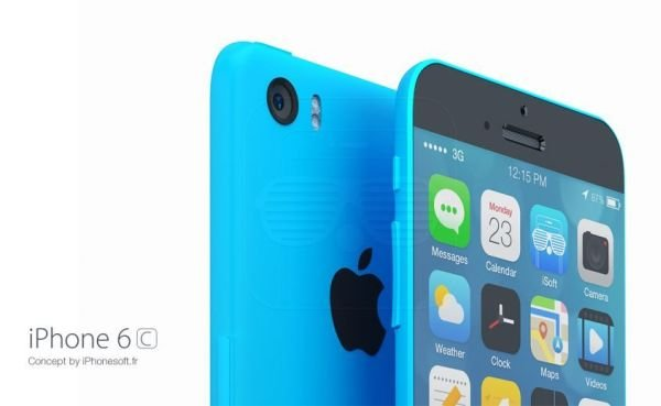 В сети появились фотографии нового смартфона iPhone 6С