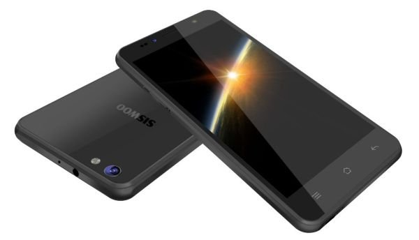 Смартфон SISWOO C55 порадует пользователей своим необычным экраном