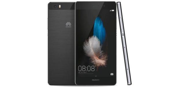 Huawei показал свой новый смартфон P8 Lite