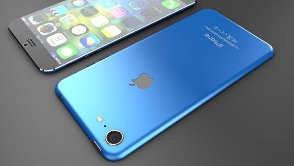 Представлен новый дизайн будущего смартфона iPhone 6c