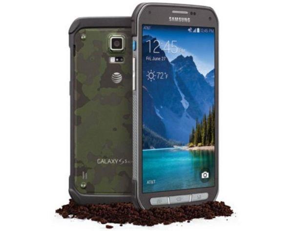 Стала известна спецификация смартфона Galaxy S6 Active