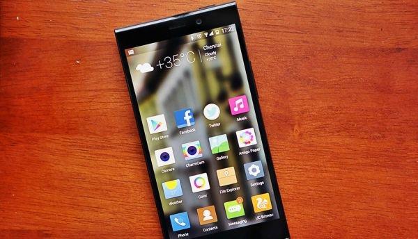 Китайцы разрабатывают новый смартфон Marathon M4 с аккумулятором 5000 мАч