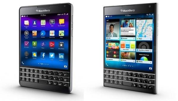 В сети интернет появились новые фото смартфона BlackBerry Oslo