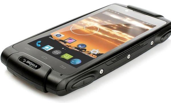 Представлен новый смартфон Sigma mobile X-treme PQ30 с ультрапрочным корпусом