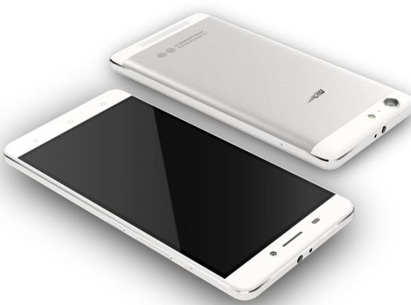 Gionee представила два новых смартфона Elife E8 и Marathon M5