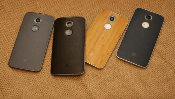 В интернете появилось фото нового смартфона Motorola Moto X
