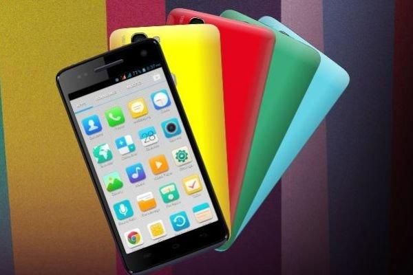 Компания Micromax выпустила новый смартфон Canvas Hue 2