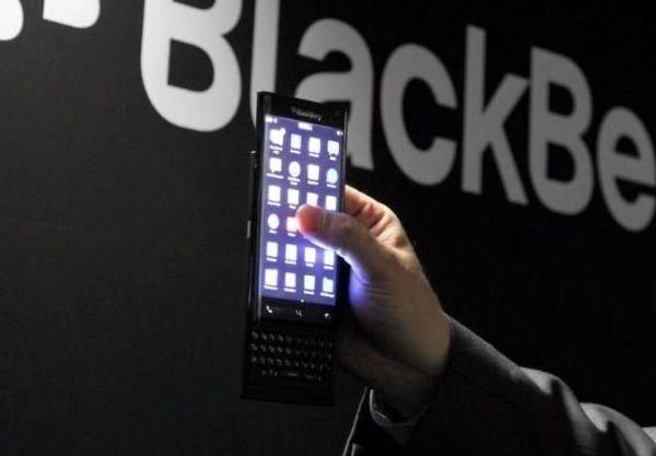 Раскрыта спецификация нового слайдера BlackBerry Venice