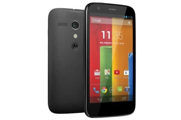 В сети появились фотографии нового смартфона Motorola Moto G