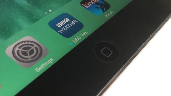 Компания Apple хочет создать виртуальную кнопку НОМЕ