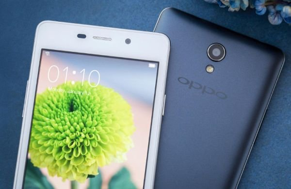 Компания ОРРО представила новый бюджетный смартфон Joy 3