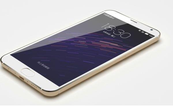 В сети появились фотографии нового смартфона Meizu MX5