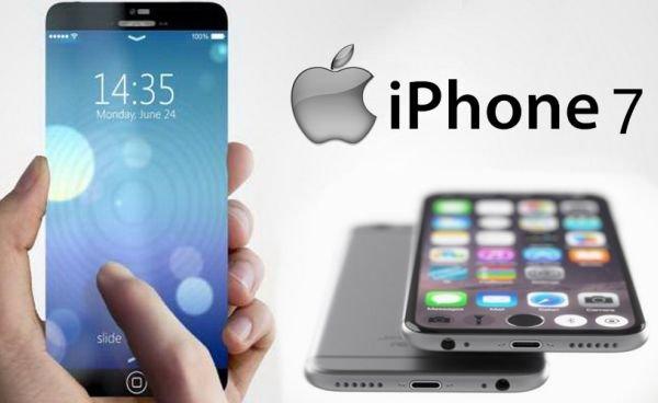Представлен новый концепт безрамочного iPhone7