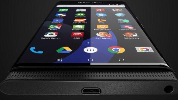 Первый в мире смартфон BlackBerry на Android