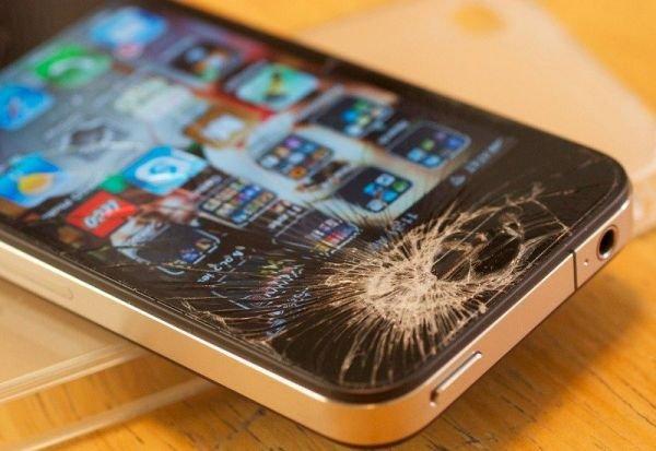 Треснувший экран смартфона сможет восстанавливаться