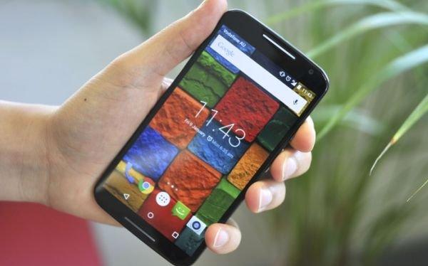 Неожиданная новинка от Motorola