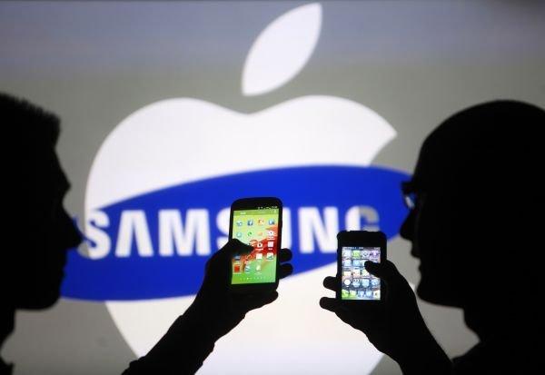 Битва между Samsung и Apple