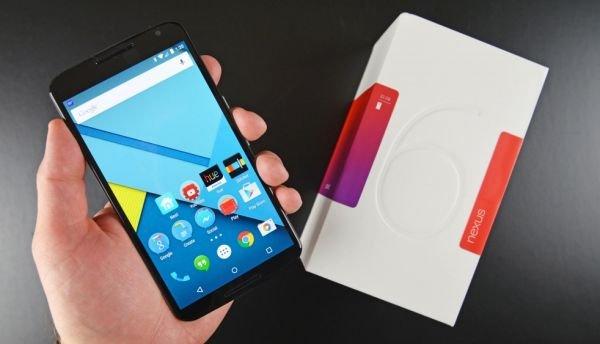 Смартфон Nexus от Google и Huawei