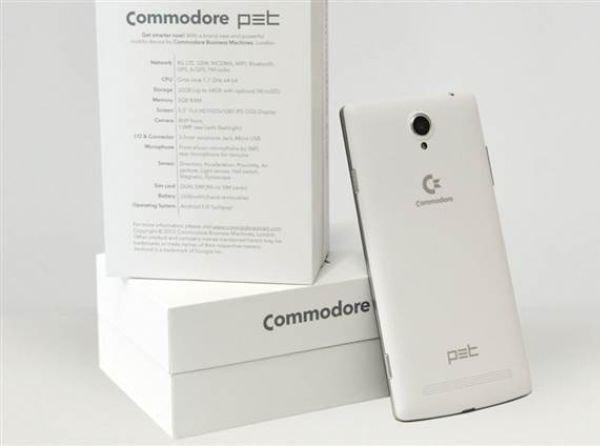 Новый смартфон Commodore PET