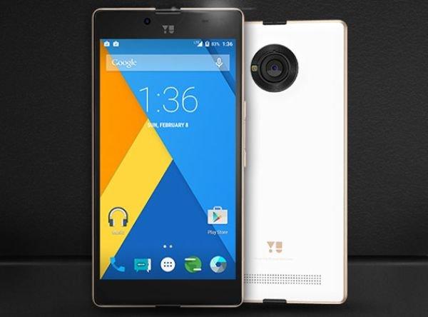 На Amazon India начнется продажа смартфона Yu Yuphoria