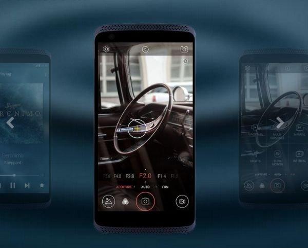 Смартфон ZTE Axon Mini с технологией Force Touch