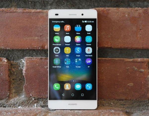 Huawei экспортирует 100 млн смартфонов в 2015 году
