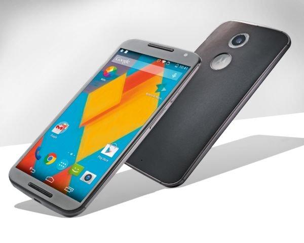 Новый телефон Android от Motorola