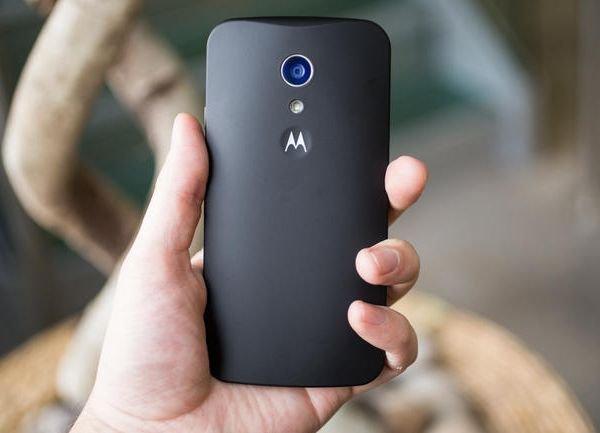 Новый бюджетный телефон Moto G Motorola