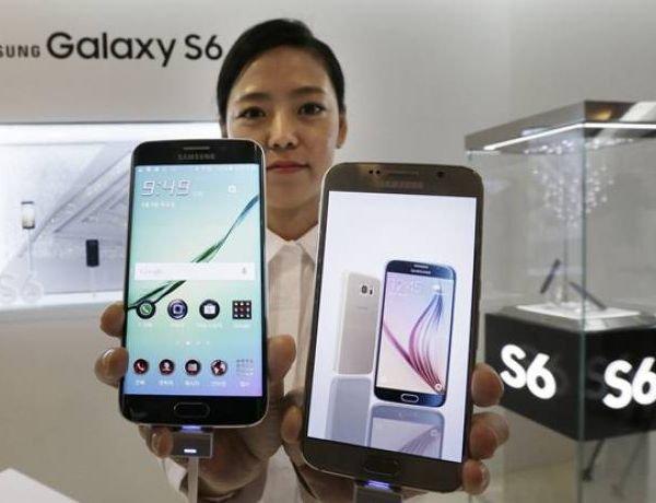 Релиз нового телефона Samsung