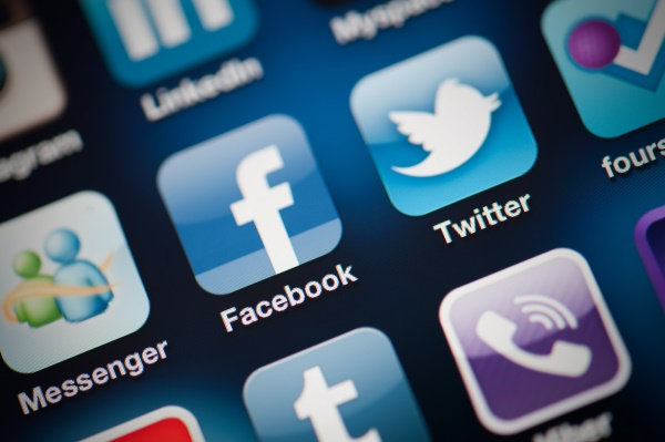 Мобильные приложения для социальных сетей